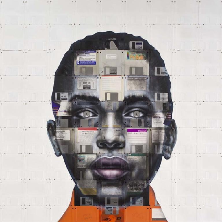 1214 Gene (2020) by Nick Gentry