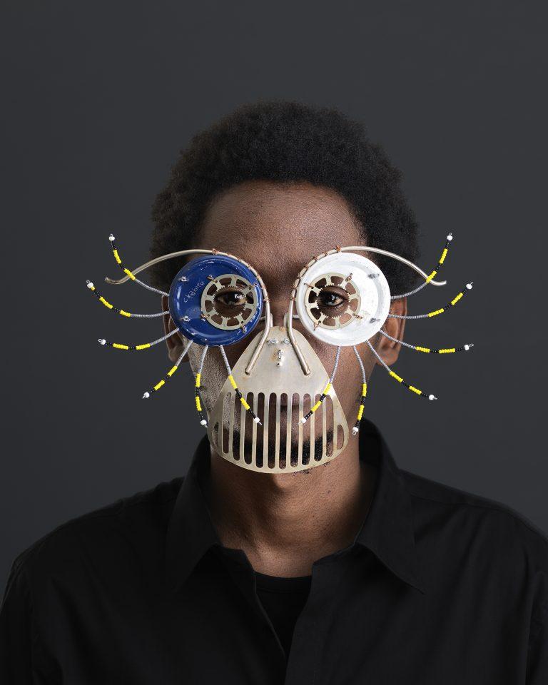 Meet the artist: Cyrus Kabiru